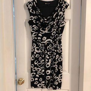 Valerie Bertinelli 8 Black/White Dress